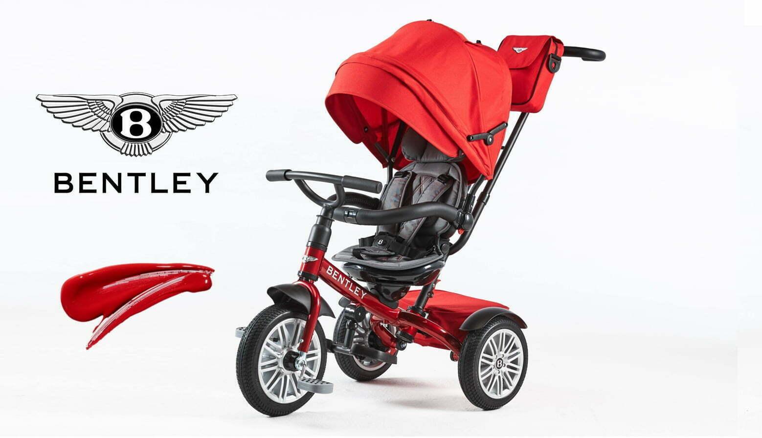 red bentley 2