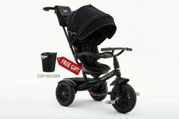 CUP HOLDER GIFT BLack edition Bentley Trike