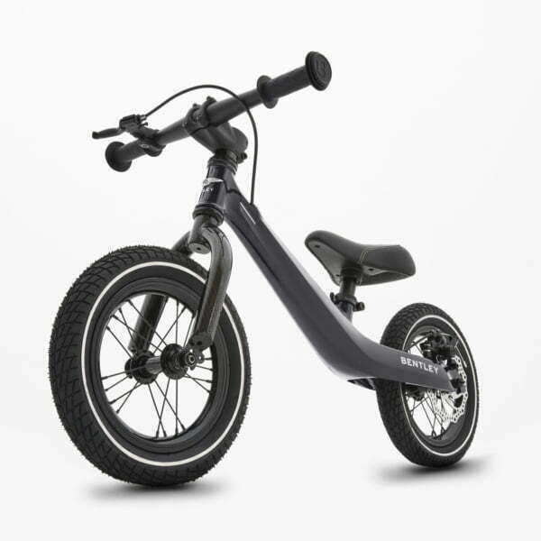Bentley Balance Bike Onyx Black 03
