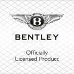 Bentley Oficially Licensed Product Logo